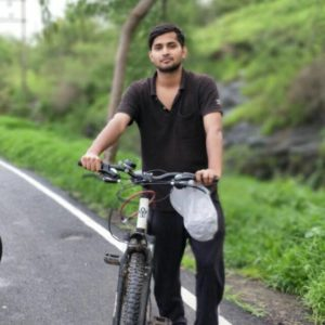 Cycle on hire in Magarpatta city
